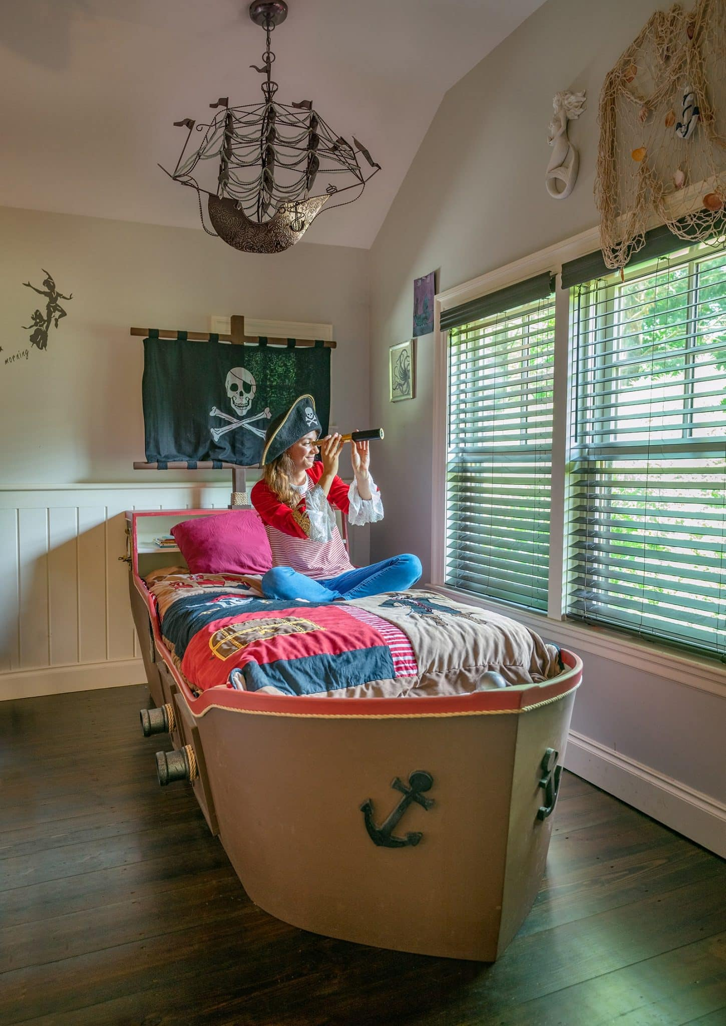Country Craftsman Topsfield MA Bedroom