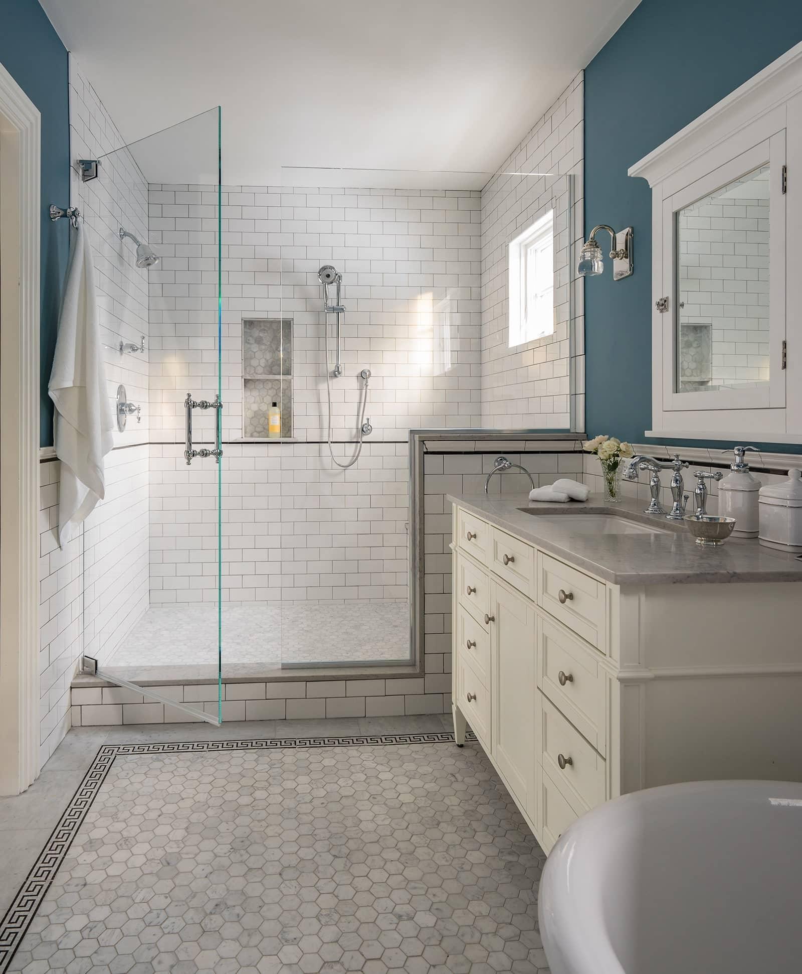Newton MA Addition This Old House Bathroom