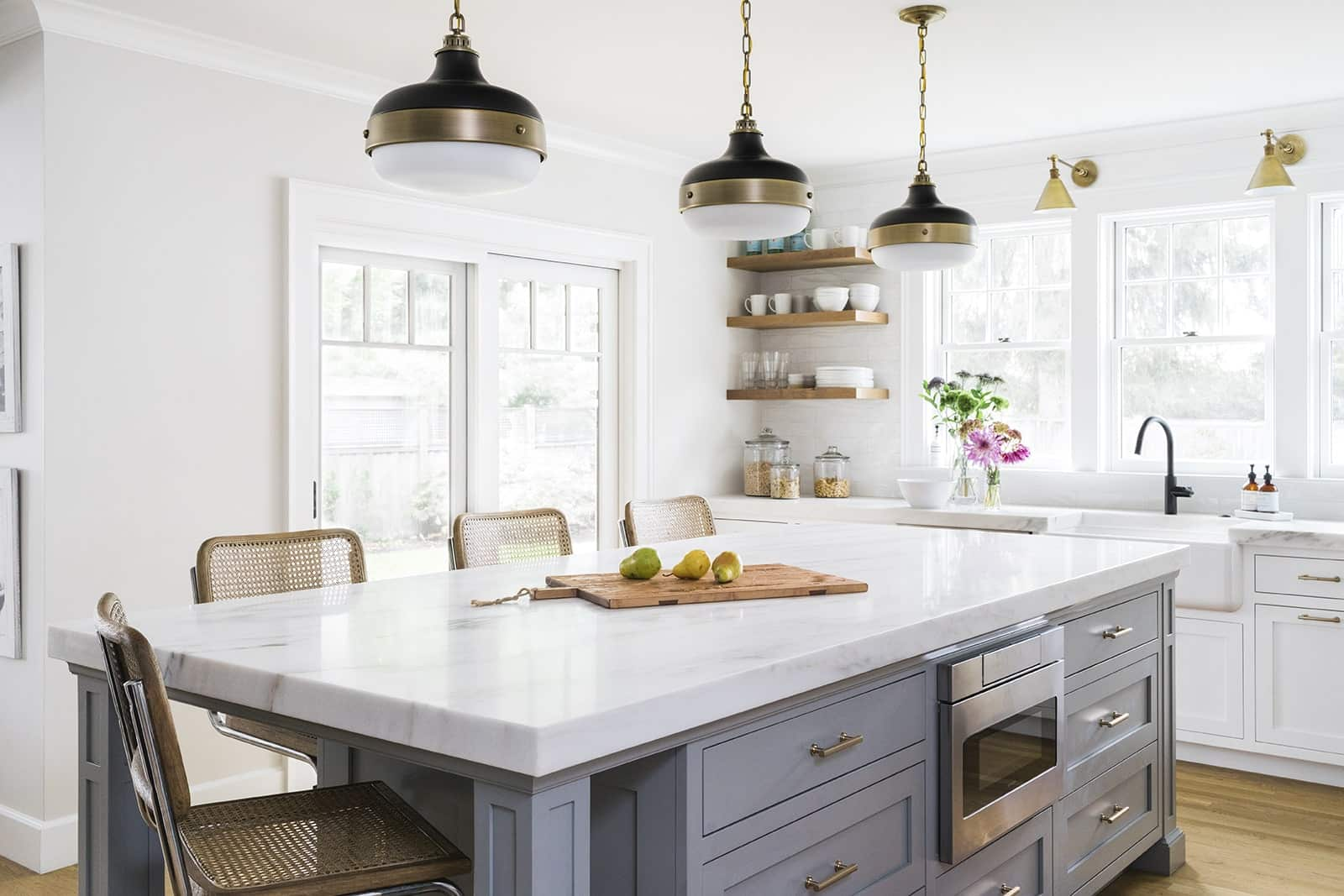 Winchester Dutch Colonial Kitchen