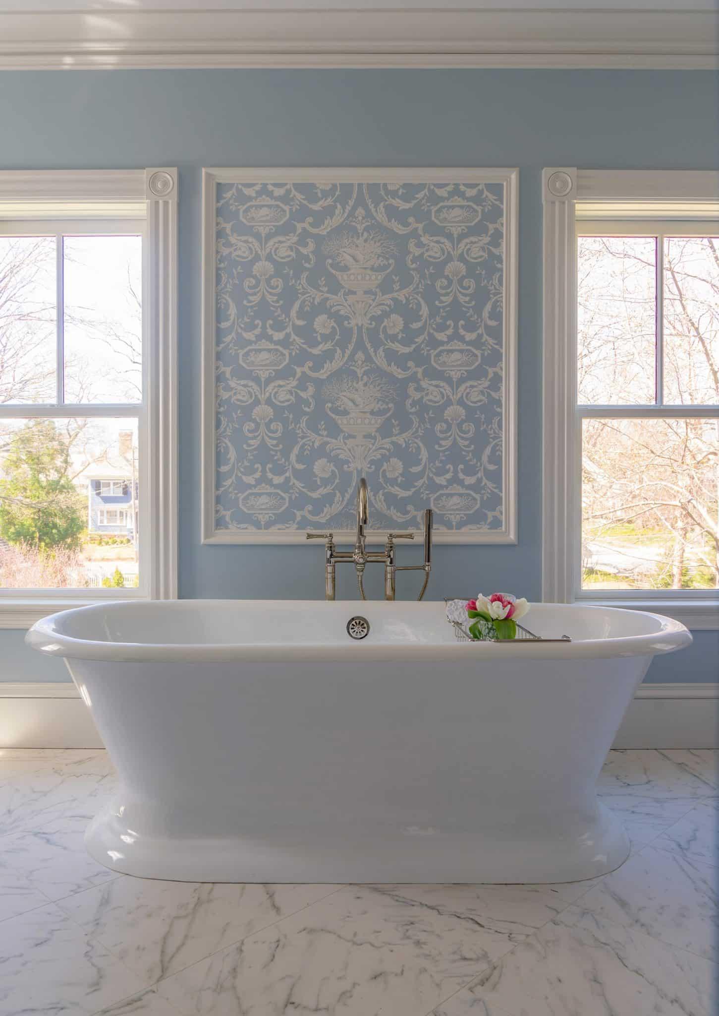 Winchester MA Victorian Bathroom