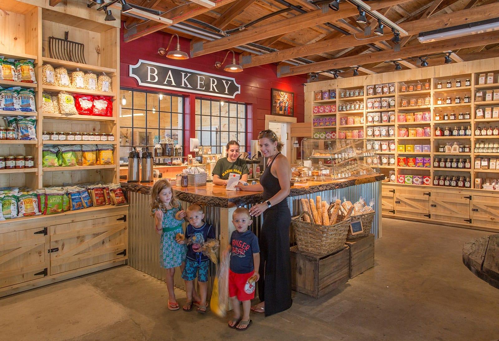 Marini Farm Bakery Retail Ipswich MA