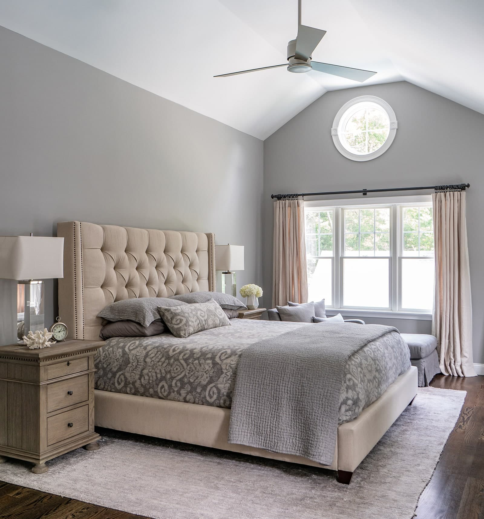 North Shore Tranquility Interiors Middleton MA Bedroom