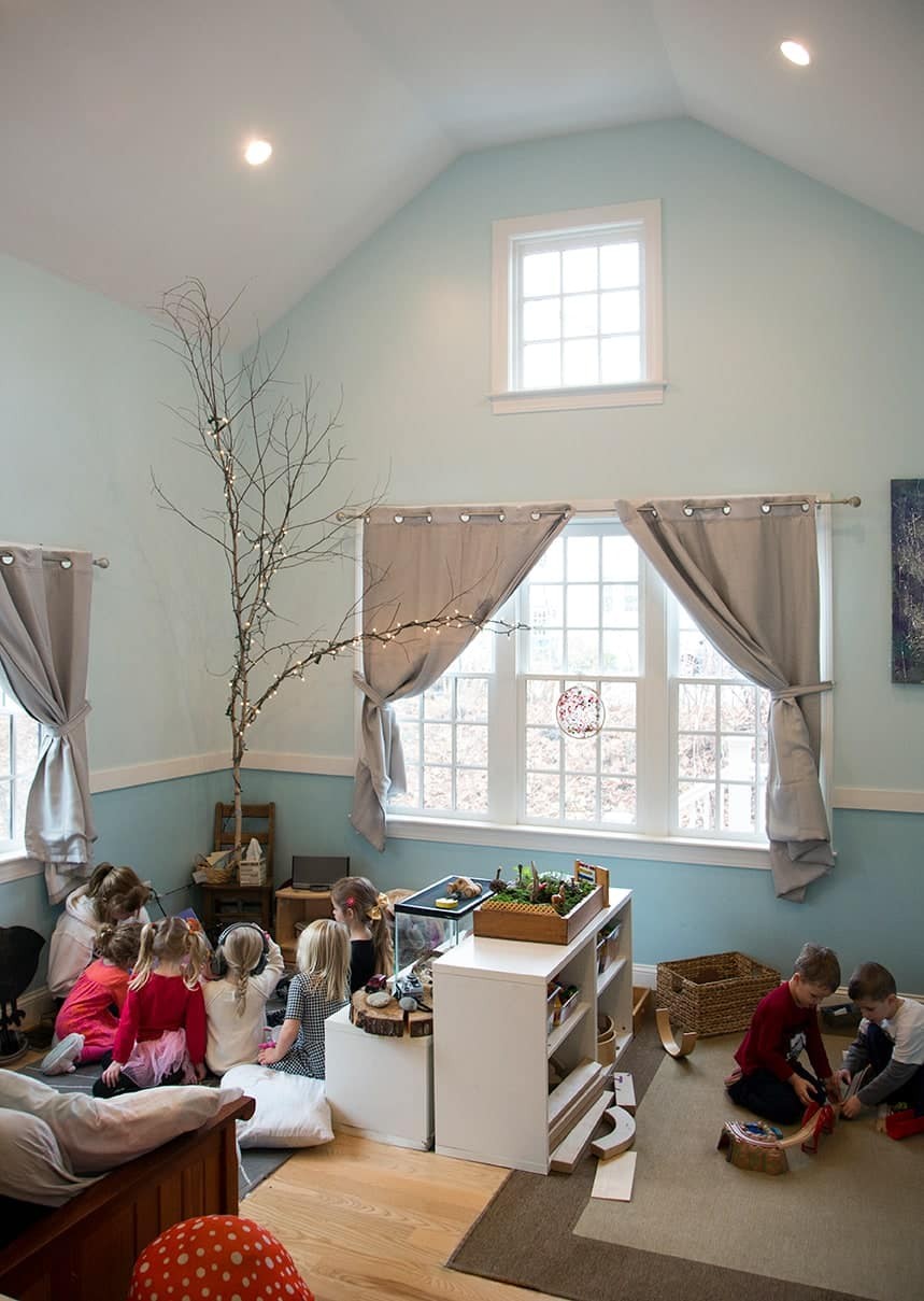 Parker River Preschool Commercial Rowley MA