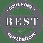 Best of Northshore Home BONS Award Logo