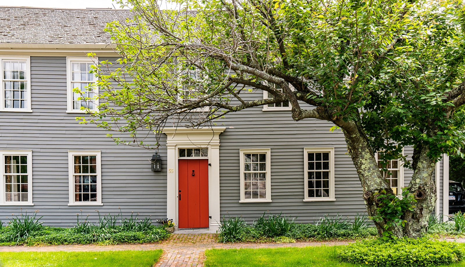 Day Dodge House Ipswich MA Historic Exterior featured
