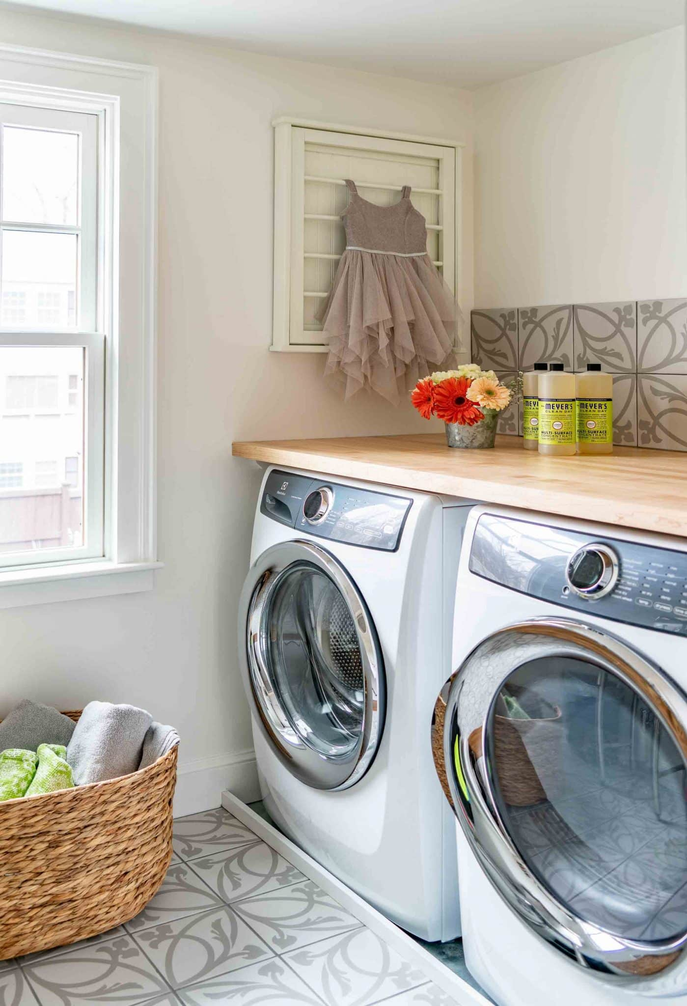 French Flair Winchester MA Laundry