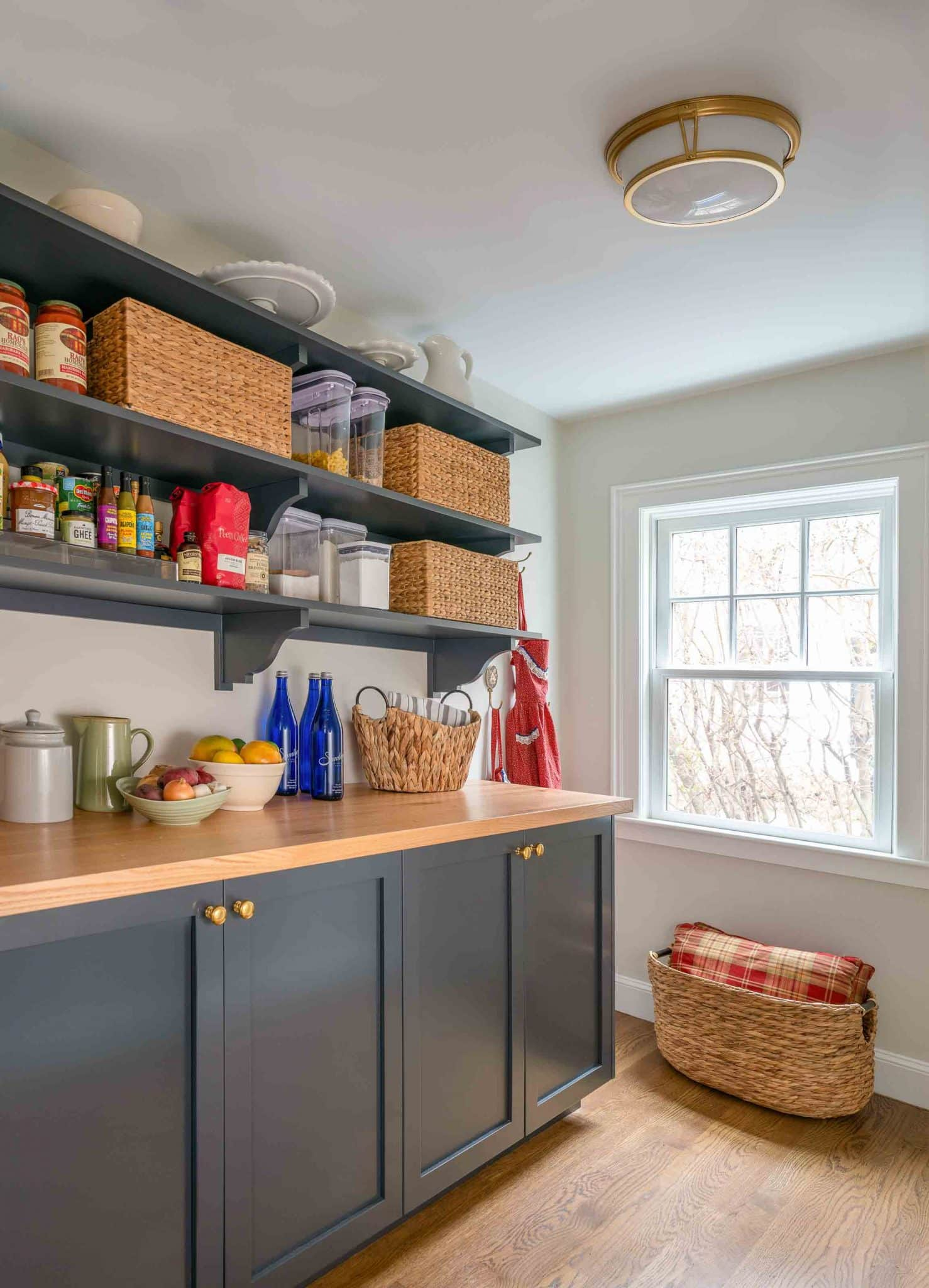French Flair Winchester MA Pantry