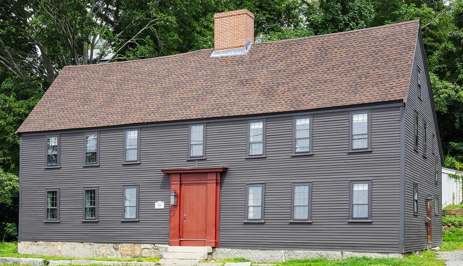 Harreden House Annisquam MA Front Exterior Featured