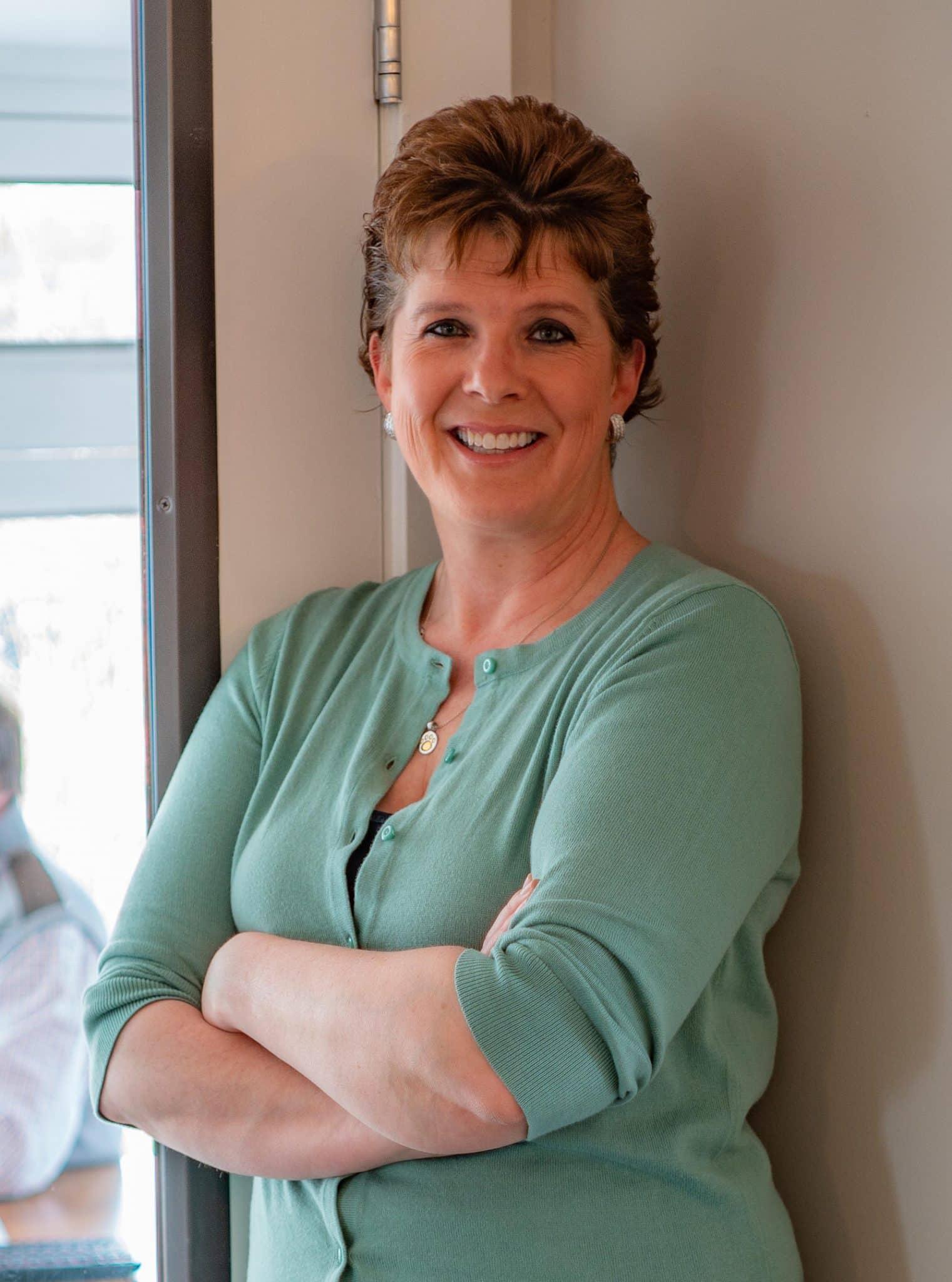Heather Ferguson Office Manager Headshot
