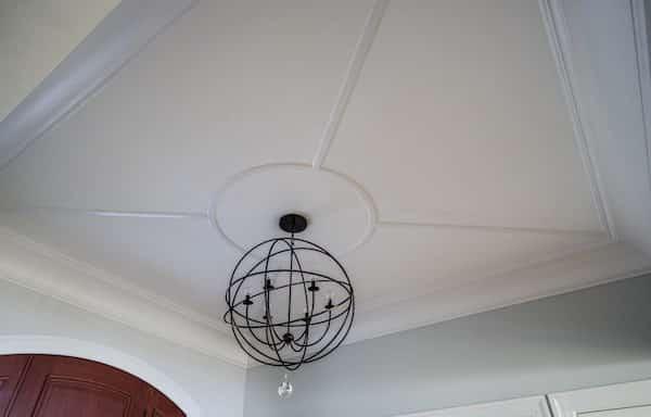 Interior Design Lighting Detail