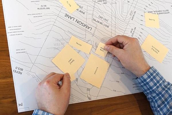 Services Property Assessment Master Planning Room Blocks