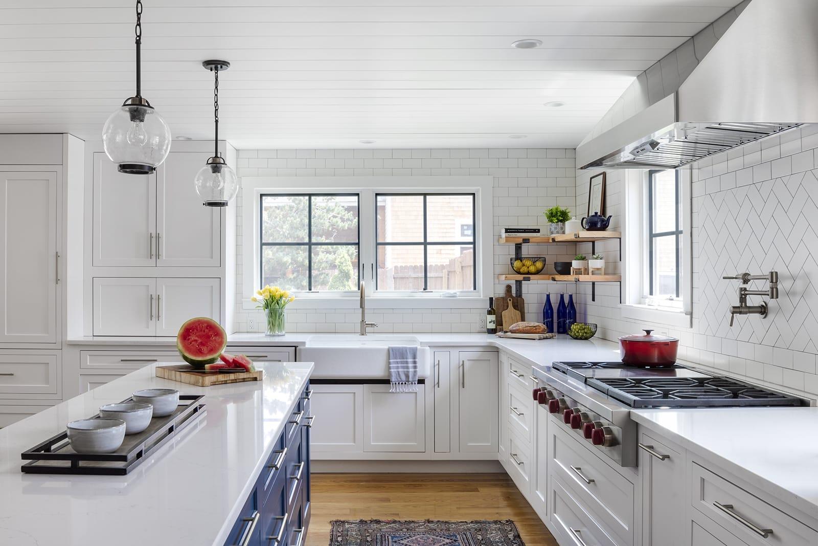 Twin Hills Farm Rowley MA Kitchen