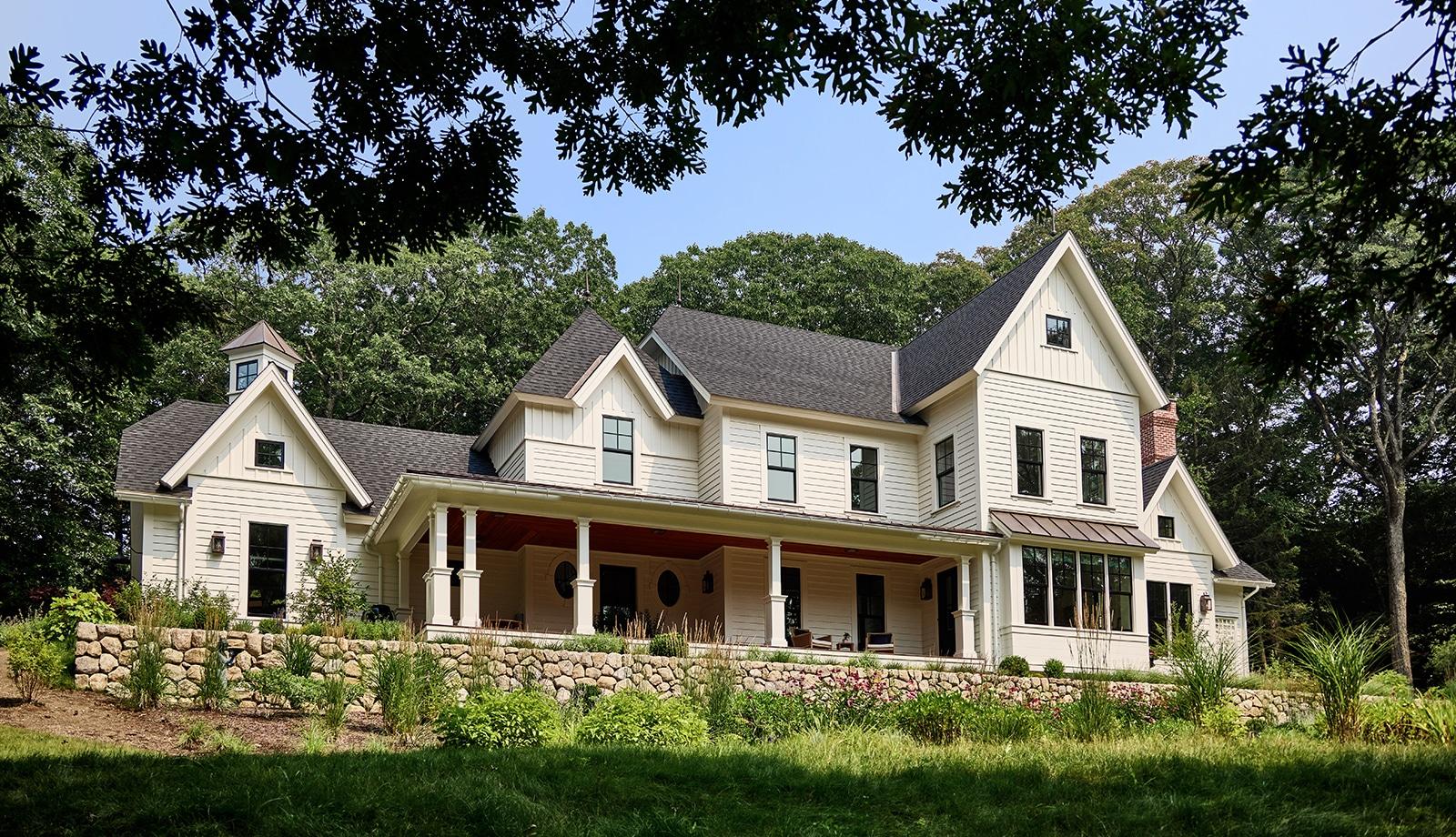Weston Manor Weston MA Exterior Summer