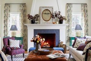 Weston Manor Weston MA Living Room Blog Featured