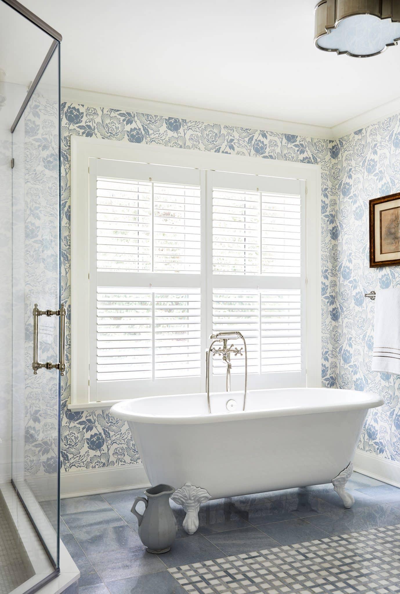 Weston Manor Weston MA Master Bathroom